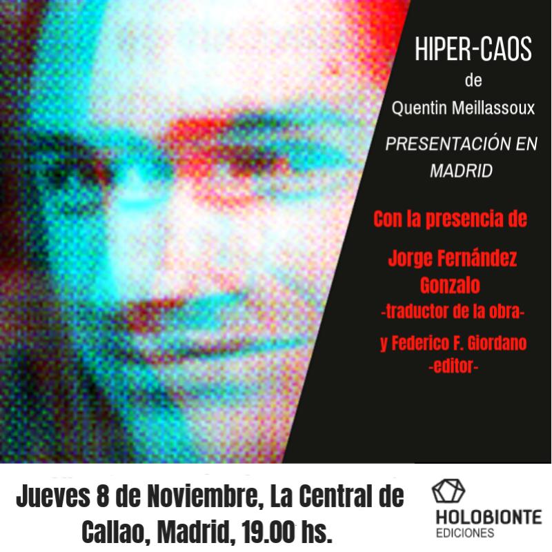 Invitación HiperCaos